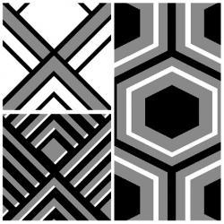Black & White Geo