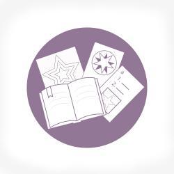 Books, Patterns & Stencils