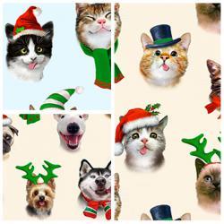 Christmas Selfies