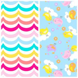 Heavenly Plush Prints