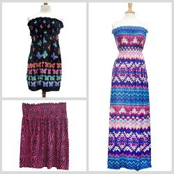 Instant Skirts and Dresses