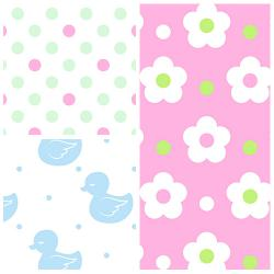 Dreamtime Nursery Flannel