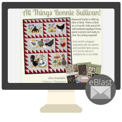 eblast: Bonnie Sullivan