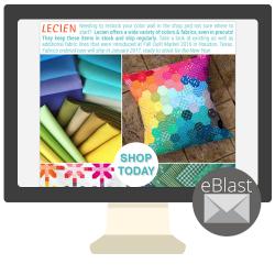 eBlast: Restock Your Color Wall!