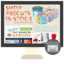eBlast: In Stock Precuts