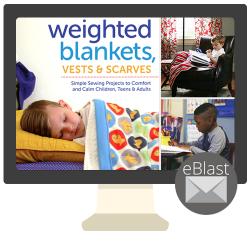 eBlast: Weighted Blankets + Fleece