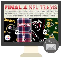 eBlast: Top 4 NFL teams