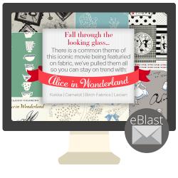eBlast: Alice in Wonderland