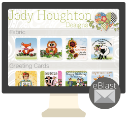 eBlast: Jody Houghton Designs