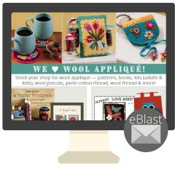 eBlast: We Love Wool