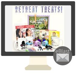 eBlast: Retreat Treats!