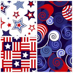 Red, White & Starry Blue