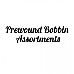 Prewound Bobbin Assortments