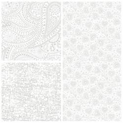 "Touch of White 108"" Quilt Backs"
