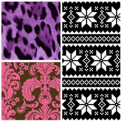 Winter Fleece Prints