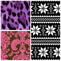 Winter Fleece Prints
