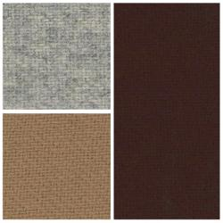 Wool Flannel Solids