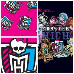 Monster High Fleece