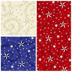 "American Dreams 108"" Quilt Backs"