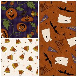 Pumpkin Party Flannel