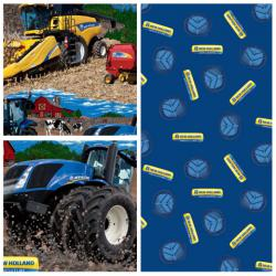 New Holland Blue Tractors