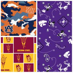 College Cotton Prints