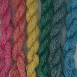 Colours Wool Thread