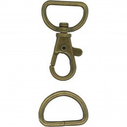 Swivel Clip & D Ring