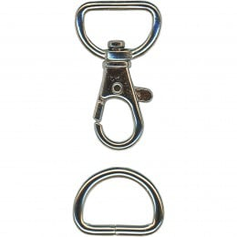 Swivel Clip & D Ring