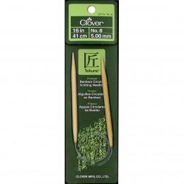 """16"""" Bamboo Circular Knitting Needles"""