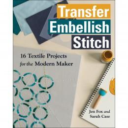 Transfer Embellish Stitch