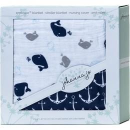 Whales Blanket