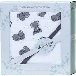 Beloved Hooded Terry Towel