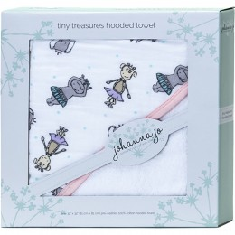 Tiny Dancer Hooded Terry Towel