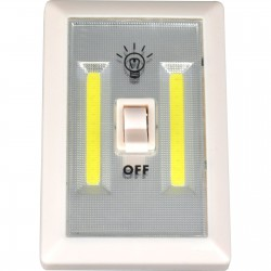 Single LED Night Light with Switch