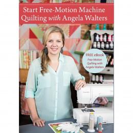 Start Free Motion Machine Quilting