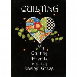 Quilting Friends Card