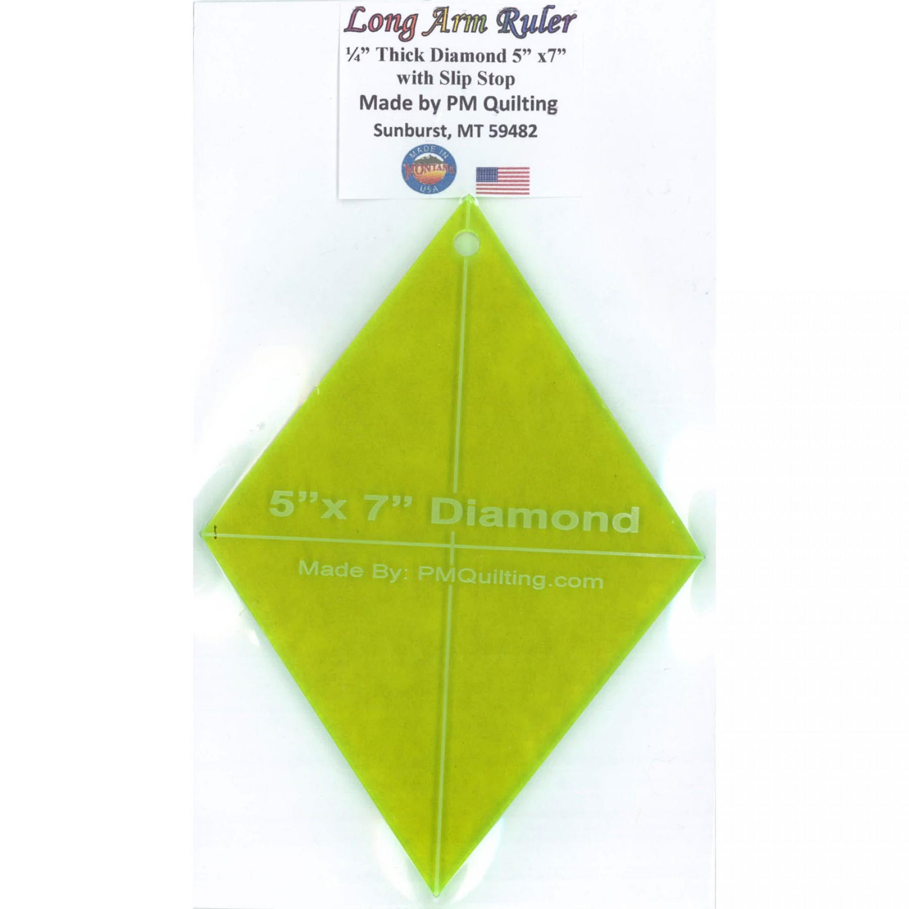Diamond Ruler Longarm Glow Edge Ee Schenck Co