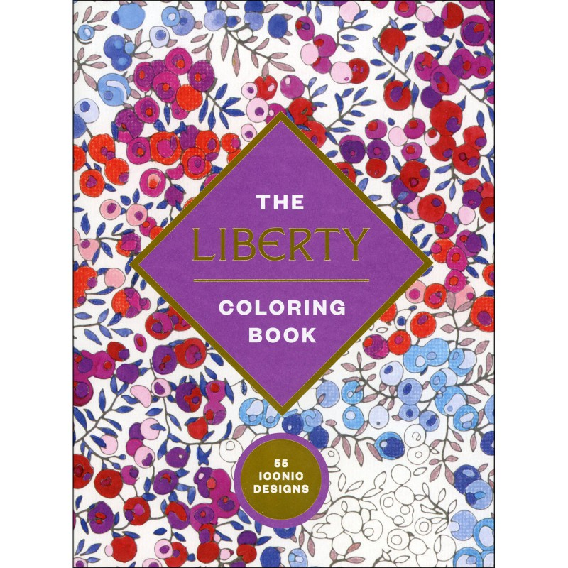 The Liberty Coloring Book