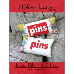 Basic Bits - Red Pins