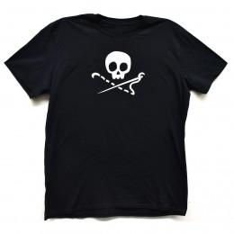 Sewing Skull T-Shirt