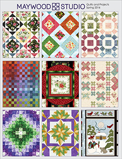 Maywood Studio Quilts & Projects